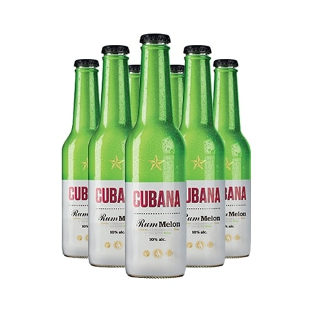 Cubana Rum Melon case