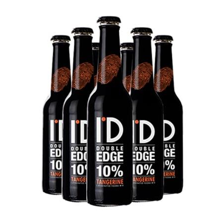 ID Double Edge Tangerine Bottle 275ml case