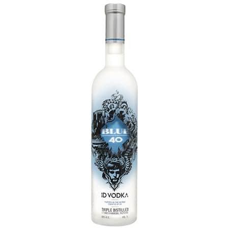 ID Vodka Blue 40 Bottle 500ml