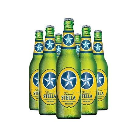Stella One Way Bottle 500ml case